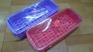 【八八八】e網購~【筷盒NO 60 】902662筷子盒 筷子收納盒 筷籠 可瀝水收納筷盒 餐具收納盒 整理盒