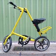 STRIDA折疊腳踏車