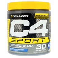 【全新上市】Cellucor C4  一氧化氮 調味肌酸 (訓練前) 30份 全新運動版