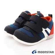 日本月星Moonstar機能童鞋-HI系列3E穩定款1115深藍(寶寶段)SUPER SALE 樂天購物節