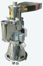 標準情人高品質台灣製造3HP不銹鋼型直立式高速粉碎機三相220V