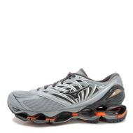 Mizuno Wave Prophecy 8 [J1GC190052] 男鞋 運動 慢跑 避震 彈性 頂級 美津濃 灰