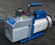 (已售出)日本進口VALUE VE280L雙段式油式真空幫浦/真空機(1HP/電壓:110V)抽冷媒、翻模、真空脫泡機可用