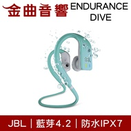 JBL 防水 運動游泳 藍牙無線耳機 綠色 ENDURANCE DIVE | 金曲音響