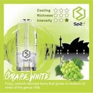 SP2s New Generation Sringtime Vape Pod Kit Crystal Pod with Blitz light⚡️ Starter Kit SP2 透明烟弹