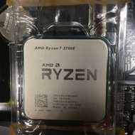 AMD R7 2700E 可超頻