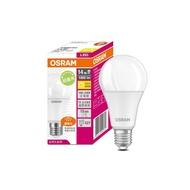 【Osram 歐司朗】歐司朗14W LED超廣角LED燈泡 高亮度1800流明 超高效率129lm/w 節能版 4入
