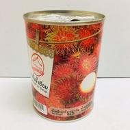 《MAYA瑪雅商店》泰國/紅毛丹罐頭/RAMBUTAN IN SYRUP