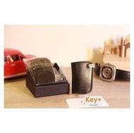 ●鑰匙家Key+●盒裝高階黑 Lexus 凌志專用鑰匙皮套 車鑰匙包 零錢包 鑰匙殼 皮套