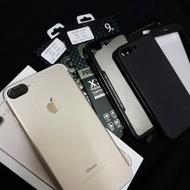 iPhone 7 Plus 128G 金色 二手機