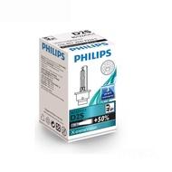 PHILIPS 飛利浦HID 4800K 氙氣車燈-增亮50%(D3S兩入)公司貨