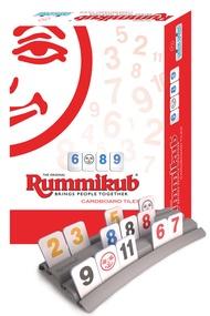 拉密外出型簡易版 Rummikub Cardboard Lite 高雄龐奇桌遊 正版桌遊專賣 哿哿屋