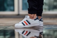 ☆ Tsu ☆ ADIDAS ORIGINALS S79208 superstar 藍紅藍 白色 男鞋