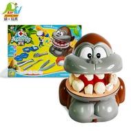 趣味動物牙醫黏土組 DR002