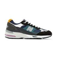 【NEW BALANCE】NB M1300 英美鞋 復古鞋 英國製 黑灰藍黃 男鞋 -M991MMD