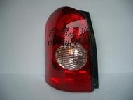 《※台灣之光※》全新MAZDA馬自達MPV 03 02年高品質紅白晶鑽尾燈後燈