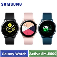 (福利品) Samsung Galaxy Watch Active SM-R500 (午夜黑/玫瑰金/湖水綠)