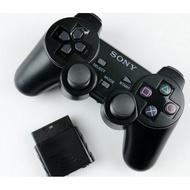 全新 PS2 無線手把  手把 2.4G  線搖桿  震動手把 PC PS2 通用