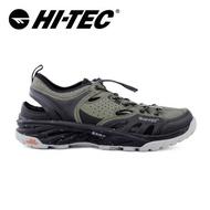 HI-TEC_輕量護指涼鞋(男)-郊野綠_O006569061