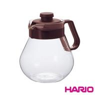 日本HARIO  TCN-100CBR球型兩用玻璃壺(1000ml)