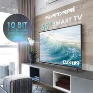 NATARI SMART TV 65 Inch UHD 4K Digital LED TV
