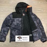 極度乾燥 Superdry 跩狗嚴選 Expedition 保暖加厚款 黑迷彩 風衣 外套 連帽可拆 防寒