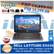 DELL LAPTOP USED / SECOND HAND COMPUTER