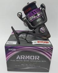 RYOBI ARMOR 2000,4000,8000 & 10000 FULL METAL BODY SPINNING REEL