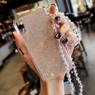 Samsung Galaxy J2 Pro 2018/J7 Plus Luxury crystal Diamond case cover