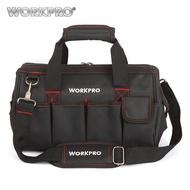 14นิ้วกระเป๋าเครื่องมือสำหรับชุดเครื่องมือ Multiftional กระเป๋าเดินทางกระเป๋า
