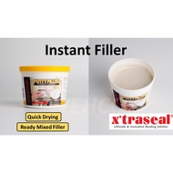 1/2 KG X'TRASEAL Putty Filler Instant Filler Ready Mixed Filler