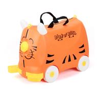 EXCEED : Kids Travel Bag Rides and Roll กระเป๋าเดินทางสำหรับเด็ก ลากได้ จูงได้ นั่งได้ กระเป๋าล้อลากแบบนั่งได้ ของเล่นเด็ก BBB004