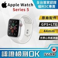 【創宇通訊│福利品】9成新 Apple Watch Series 5 LTE 44mm 一般 (A2157)