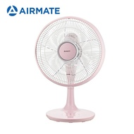 AIRMATE 艾美特 12吋DC負離子桌扇   FD3015M 負離子桌扇  負離子淨化空氣 粉藍/粉紅