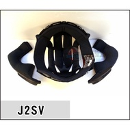 [安信騎士] M2R J2-SV J2SV 專用鏡片 耳罩 內襯 賣場