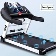 3.0 & 3.5HP AD TREADMILL HOME EXERCISE RUNNING MACHINE GYM FITNESS ELECTRIC MOTORISED TREADMILL