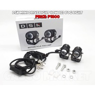 DSK V.1 MINI DRIVE LIGHT LED FOG MOTORCYCLE CAR