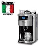 ★ 贈咖啡豆 NC-SP1701 ★ | Balzano | 12人份全自動研磨咖啡機 BZ-CM1566