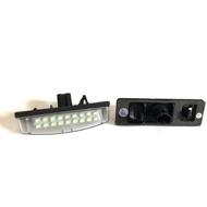 LEXUS LED 牌照燈 IS200 300 RX330 350 LS430 ES300 GS300 GS430 改裝