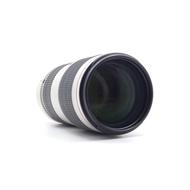 【台中青蘋果】Canon EF 70-200mm f2.8 L IS II USM 二手 鏡頭 #45321