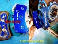 qp總代理 LEXUS SC430 RX300 RX330 qp racing 藍色山道競技版來令片一組4980元