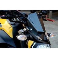 LFM【X'Pro TEAM】Ridea YAMAHA MT-07鋁合金小風鏡 MT07風鏡 非DMV