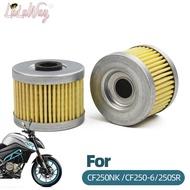 รถจักรยานยนต์ตัวกรองน้ำมัน: Premium High Performance ตัวกรองน้ำมันน้ำมันสำหรับ CFMOTO 250NK CF250 SR,รถจักรยานยนต์อุปกรณ์เสริมตัวกรองน้ำมัน