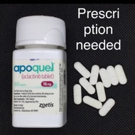 APOQUEL 16 MG SOLD (Strictly w RX) pack of 7 tablets