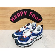 🌈Happy Foot🌈 Nike Air Max 98 Gundam 白藍 鋼彈配色 氣墊 640744-100