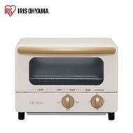 日本Iris Ohyama ricopa 經典烤箱-象牙白