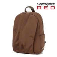 [Samsonite RED] For women MAADLEN Backpack Brown DF403001 / Daily Casual bag backpacks