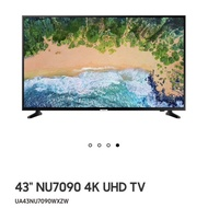 購Happy~SAMSUNG / 三星 UA43NU7090WXZW 4k 液晶電視
