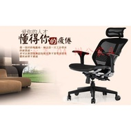 Ergohuman Enjoy121 企業版 含組裝、免運費、多色可選