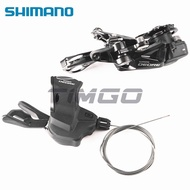Shimano Deore M6000 MTB Mountain Bike Groupset 10 Speed RD-M6000 Rear Derailleur SGS and SL-M6000 Right Shifter